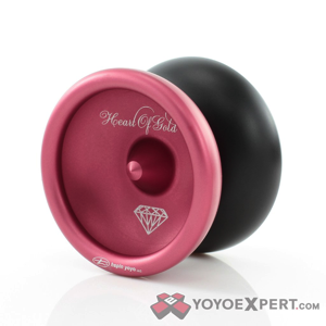 hspin g&e4 heart of gold yoyo