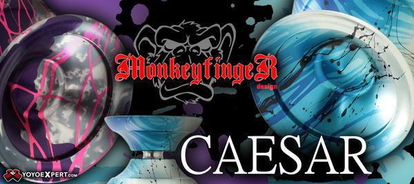monkeyfinger caesar