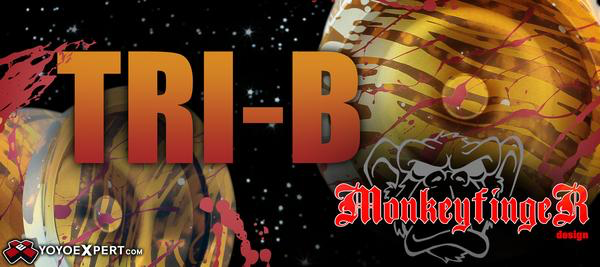 monkeyfinger tri-b