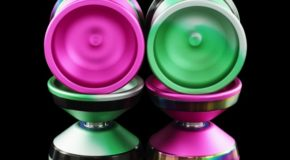New YoYoFactory EDGE – Betty G & Konstantin Editions!
