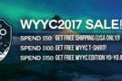 WYYC Iceland 2017 Gear! Free W/ Purchase!