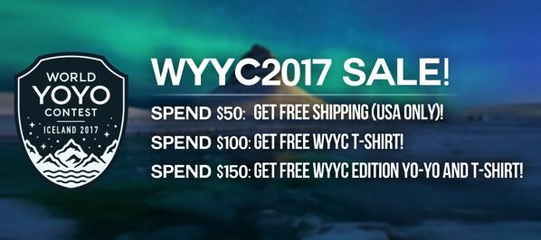 WYYC Sale