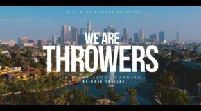 We Are Throwers has Launched!