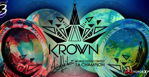 New Shinya Kido Signature C3 Krown 2017!