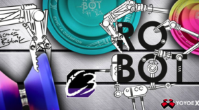 Tomas Bubak Signature Yo-Yo! The C3yoyodesign ROBOT!