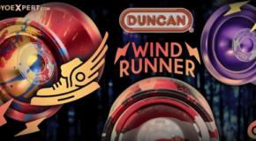 Duncan Wind Runner New Release!