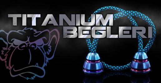 New MonkeyfingeR Titanium Begleri!