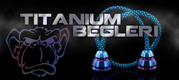 monkeyfinger titanium begleri