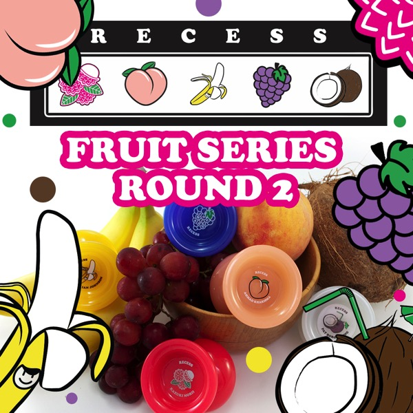 recess fruit series first base
