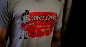 YoYoExpert Retro Shirt!