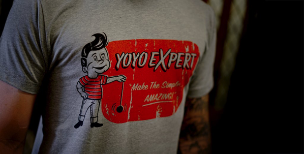 yoyoexpert retro shirt