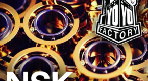 YYF Gold & Silver Plated Center Trac Bearings by NSK!