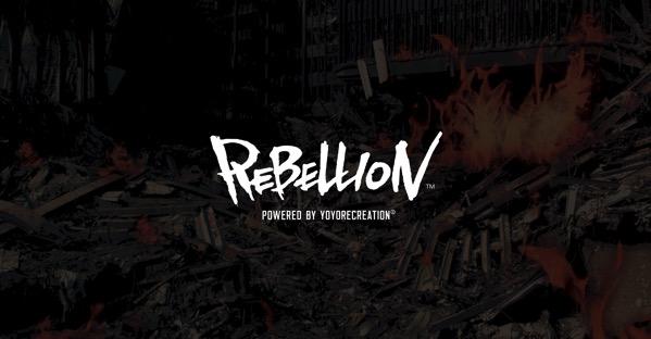 yoyorecreation rebellion yoyos