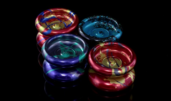 eternal throw rain city gamer yoyo