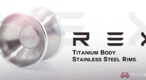 New Titanium Bi-Metal! The Magicyoyo REX!