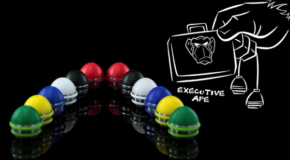 Monkeyfinger Executive Ape Begleri New Release!