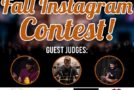 Instagram Fall Trick Contest!!