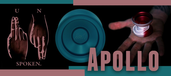 unspoken yoyos apollo