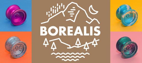 CLYW borealis