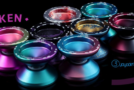The C3yoyodesign TOKEN is back with a cool new design!