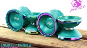 New Emerald Rainbow Collection by Something!