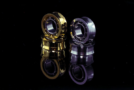 Premium Gold & Silver Plated Center Trac Bearings!