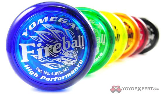 Yomega fireball