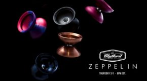 Mythril Yo-Yos Zeppelin drops Thursday!
