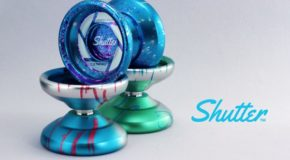 YoYoFactory Shutter Restock! New Colors!