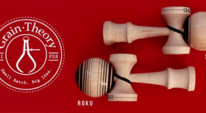 New Grain Theory GT-E1 Kendama Releases 3/9!
