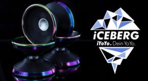 New iyoyo iCEBERG & iCEBREAKER!