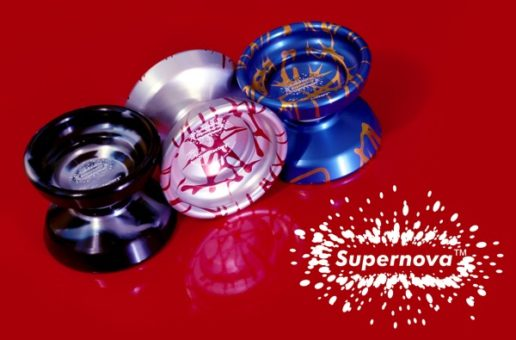 Throwback Thursday Release! The YoYoFactory Supernova!