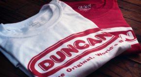 Duncan T-Shirt Restock!