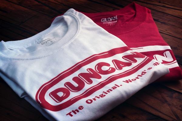 Duncan Shirts