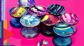 Amazing new Vapormotion colors from C3 & MagicYoYo!