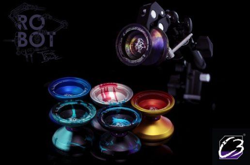 New C3yoyodesign Robot & Token!