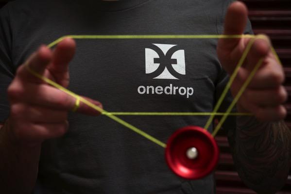 one drop logo shirt