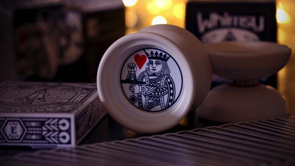 whimsy yoyos pokerface