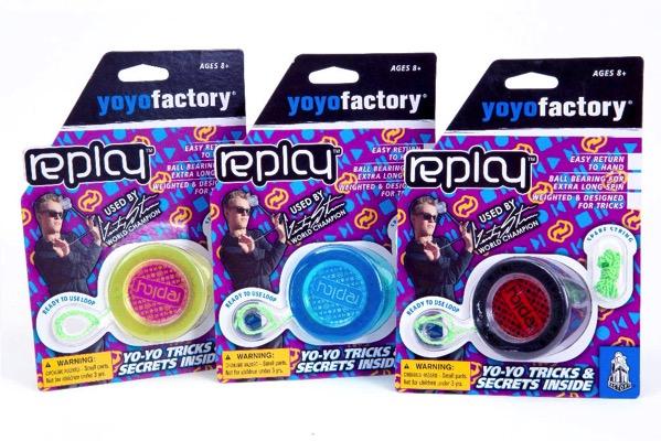 yoyofactory replay