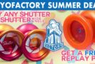YoYoFactory Summer Deals!