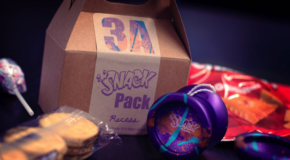New Recess 3A Snack Pack!