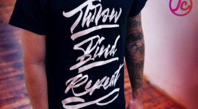 New Throw Bind Repeat T-Shirts!