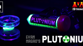 New Evan Nagao Signature string – Yoyostringlab Plutonium!