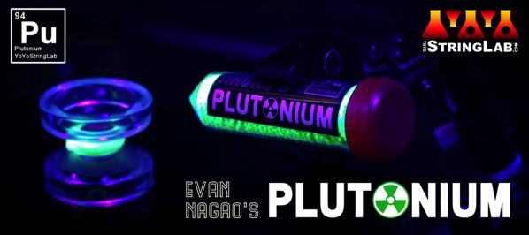 yoyo string lab plutonium