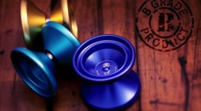 New YoYoFactory B-Grade Release! The D10!