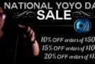 Save Big & Celebrate National Yo-Yo Day with YoYoExpert