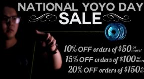 Save Big & Celebrate National Yo-Yo Day with YoYoExpert
