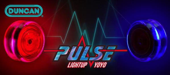 duncan pulse yoyo