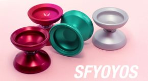 New Release! The SF yoyos Cadence!
