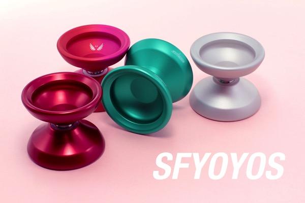 sf yoyos cadence